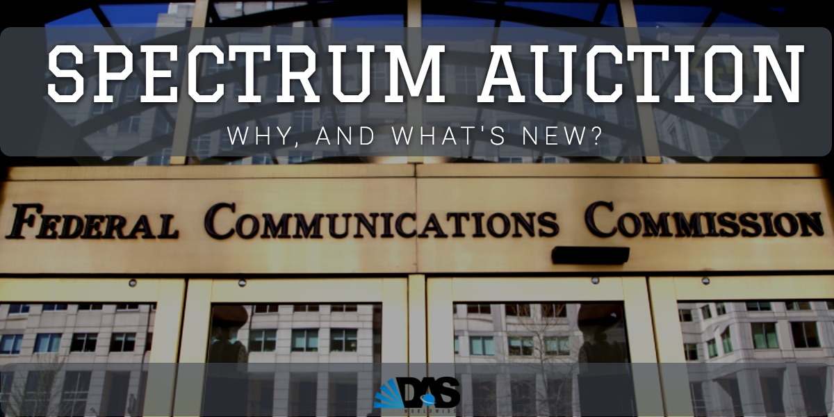 Spectrum Auction and Allocation: What's new?